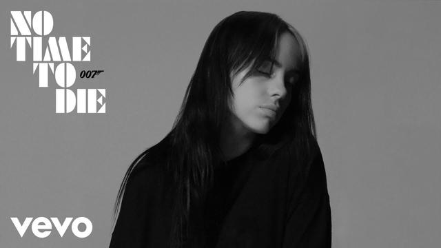 画像: Billie Eilish - No Time To Die (Audio) www.youtube.com