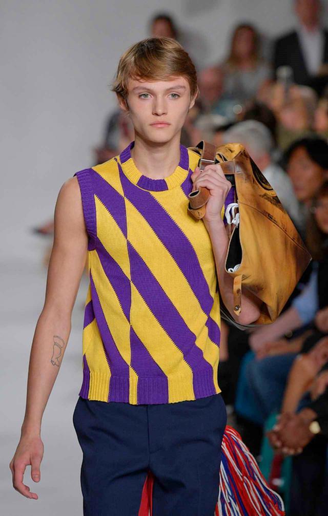画像3: 人気ブランドのランウェイを闊歩