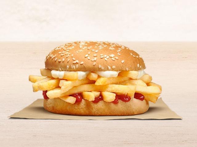 画像: バーガーキングのチップ・バティ。ⒸBurgerKing.co.nz