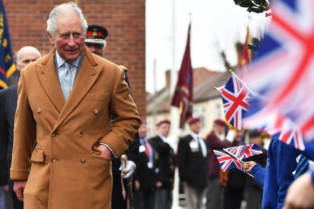 画像: チャールズ皇太子、ブランドの活動に感謝