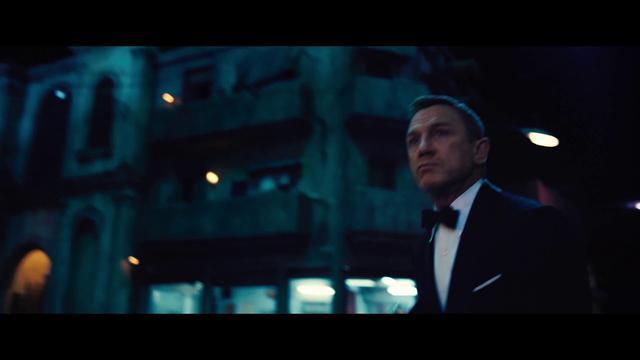画像: 『007/ノー・タイム・トゥ・ダイ』新映像に意味深なセリフが
