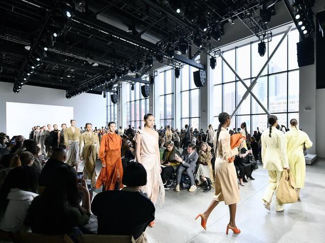 画像: NYファッションウィークで目立った最新ヘア