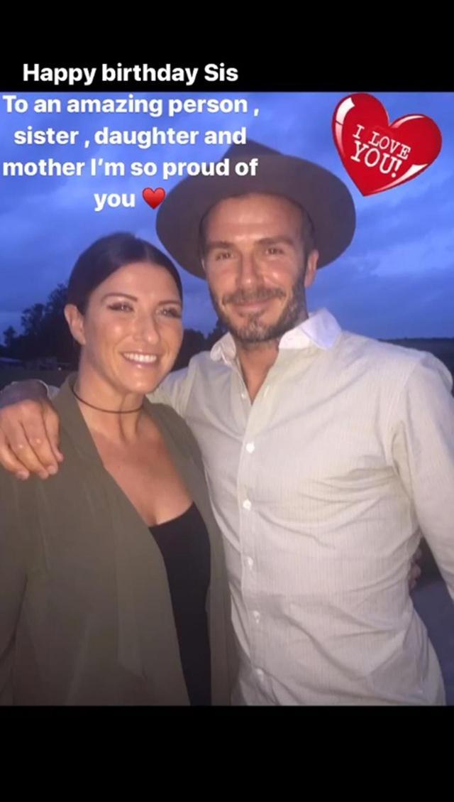 画像1: ⒸDavid Beckham/Instagram