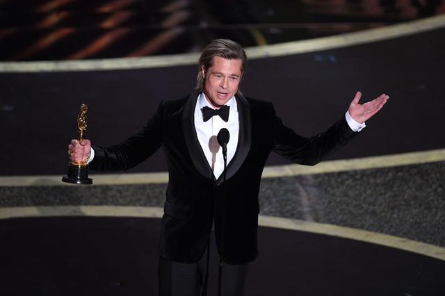 画像: ブラピ、アカデミー賞で政治批判を繰り出していた