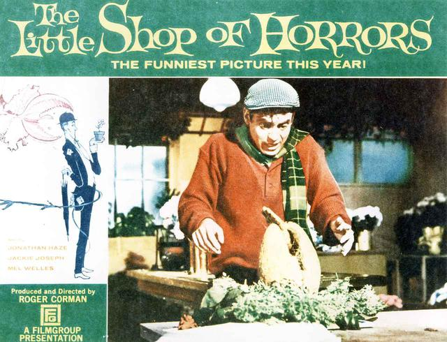 画像: Little Shop of Horrors(1960)