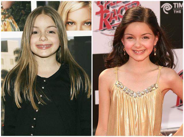 画像: 左:まだ地毛だった2006年の写真、右:髪の毛を暗く染めはじめた2008年