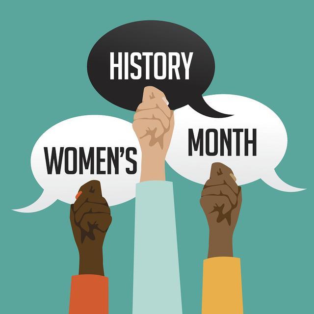 画像: 3月は「女性史月間」
