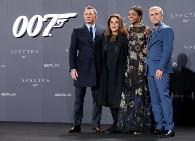 画像: 2015年に開催されれた『007 スペクター』のプレミアの様子。