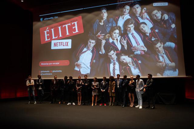 画像: 『エリート』シーズン3は殺人事件が再び…