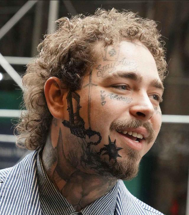 画像: 顔面タトゥーの裏に隠されたコンプレックスとは?