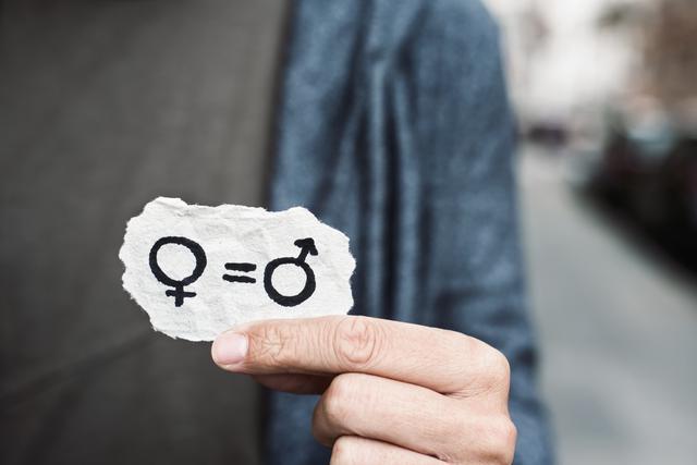 画像: 男性にとっての「フェミニズム」