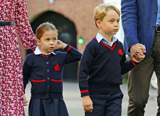 画像: 英国王室の子供達が通う学校でも