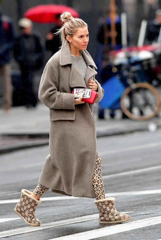 画像: 人気女優のシエナ・ミラー