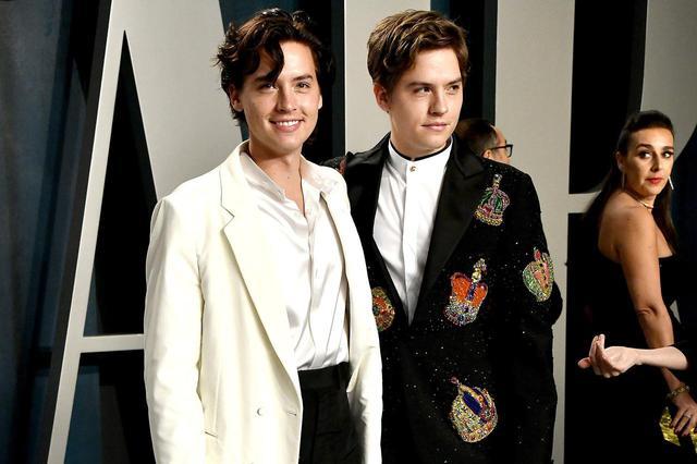 画像: コール・スプラウス(左)とディラン・スプラウス(右)。