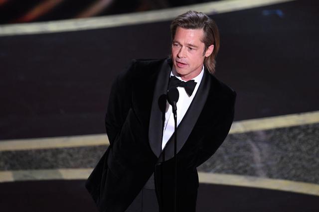 画像: ブラピ、英国アカデミー賞を欠席