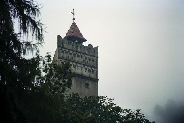 画像: 『吸血鬼ドラキュラ』のモデルとなった城、ブラン城