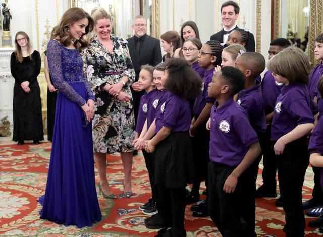 画像: キャサリン妃がルイ王子の近況明かす