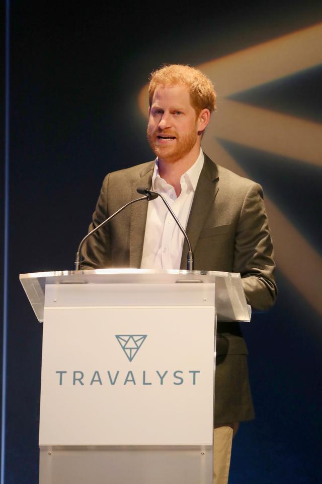 画像: ヘンリー王子は、昨年、環境にやさしいサスティナブルな旅を推進するプロジェクト「トラヴァリスト(Travalyst)」を立ち上げたことでも知られる。