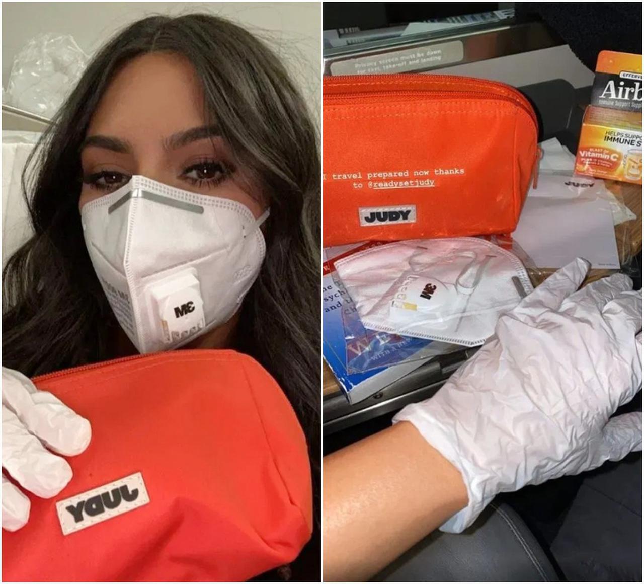 画像1: セレブも本気で新型コロナウイルス対策