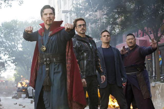 画像: MARVEL STUDIOS / Album/Newscom
