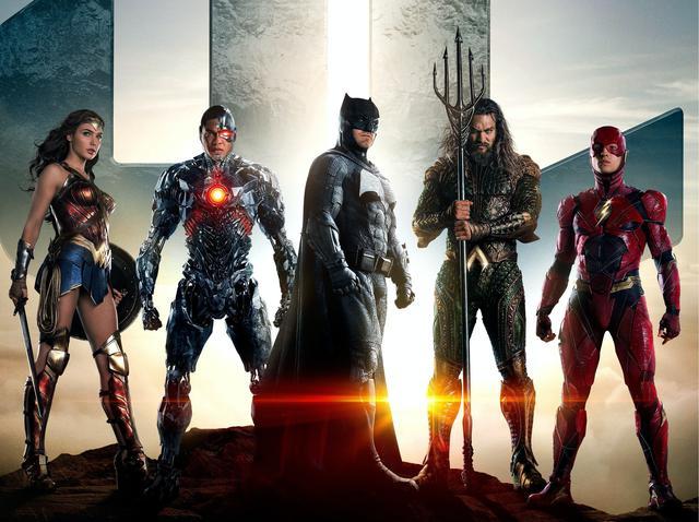 画像: DCコミックスのヒーロー映画『ジャスティスリーグ』より ©︎DC COMICS/DC ENTERTAINMENT / Album/Newscom