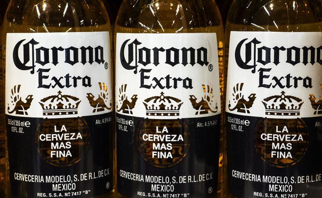画像2: コロナビールが「風評被害」を受けている?