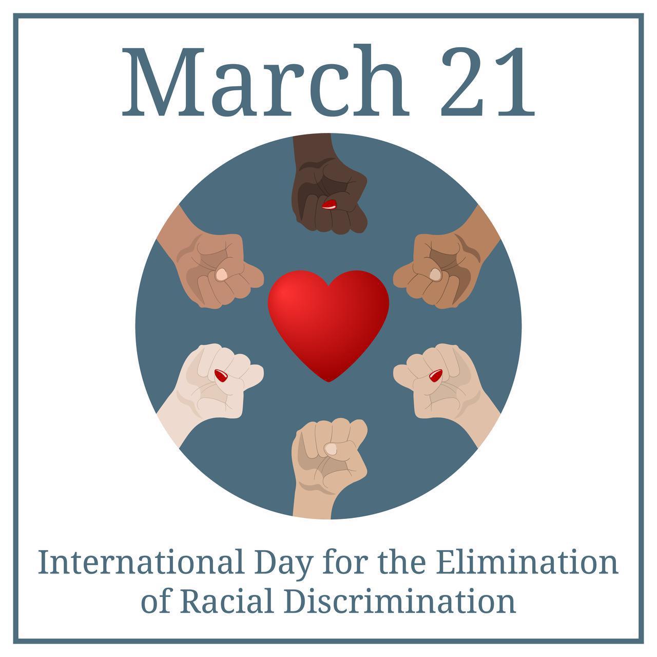画像: 国際人種差別デー