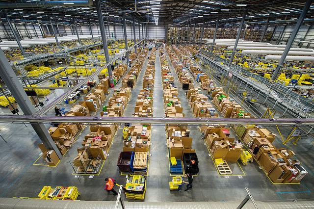 画像: 物流倉庫で新型コロナウイルスの感染が相次ぐ