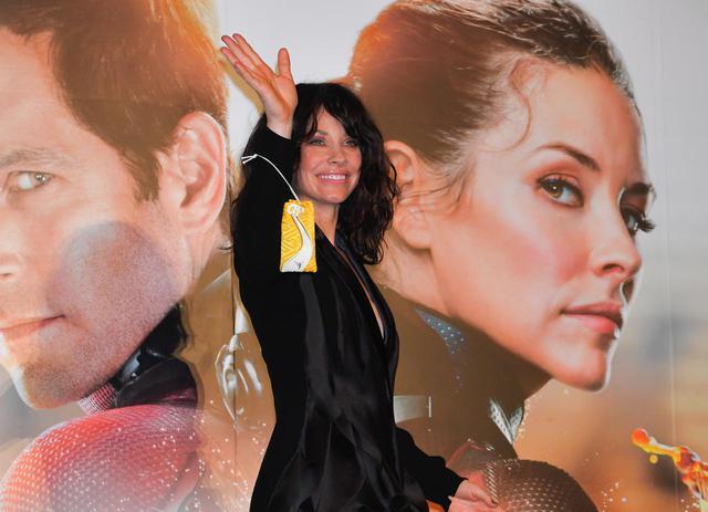 画像: ワスプ役女優が過去の言動を謝罪