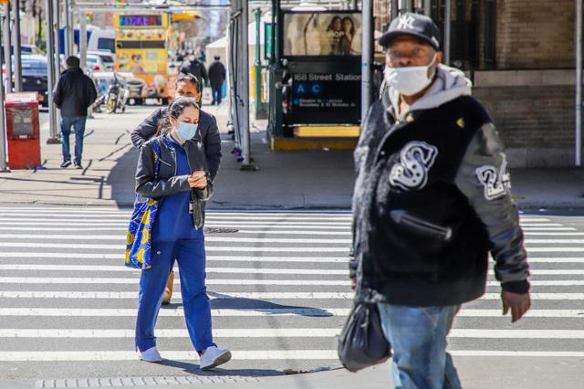 画像: ※米国疾病予防管理センター(CDC)は新型コロナウイルスの感染者に対して、医療基準に達しない自家製マスクの着用を推奨していないものの、感染していない人が予防目的で使用することに関しては感染拡大の遅延に繋がるとして認めている。