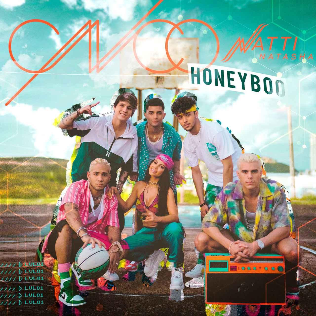 画像: CNCO、「My Boo」に続く新曲「Honey Boo」