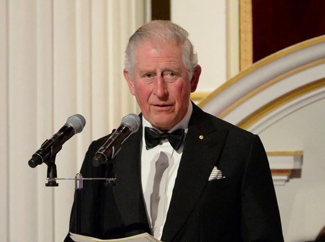 画像: 英国王室のチャールズ皇太子