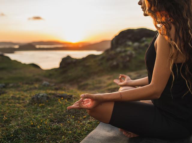 画像: セレブを魅了する「瞑想」の力