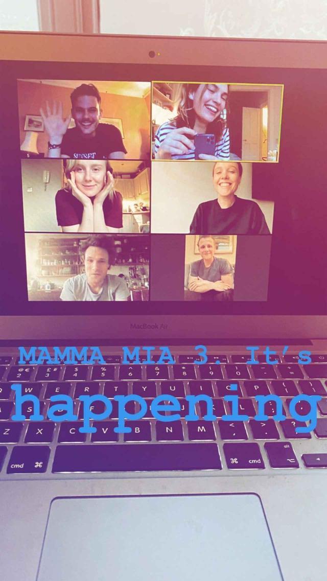 画像: 左上から時計回りにジェレミー、リリー、ジェシカ、ジョシュ、ヒュー、アレクサ。