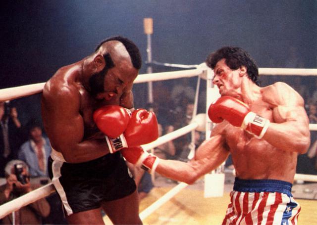 画像: 映画『ロッキー3』より。© United Archives/Impress/United Archives/Newscom