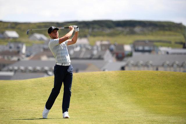 画像1: ゴルフオタクを自称する大のゴルフ好き
