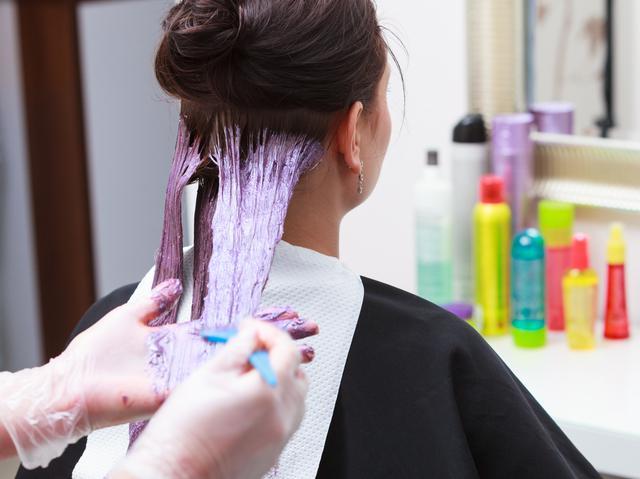 画像: 可愛い髪色で、暗いムードを一掃!