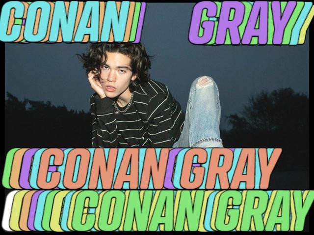 画像: 【特集】コナン・グレイ「若者の気持ち」を代弁する21歳ポッププリンスの魅力とは? - フロントロウ -海外セレブ情報を発信