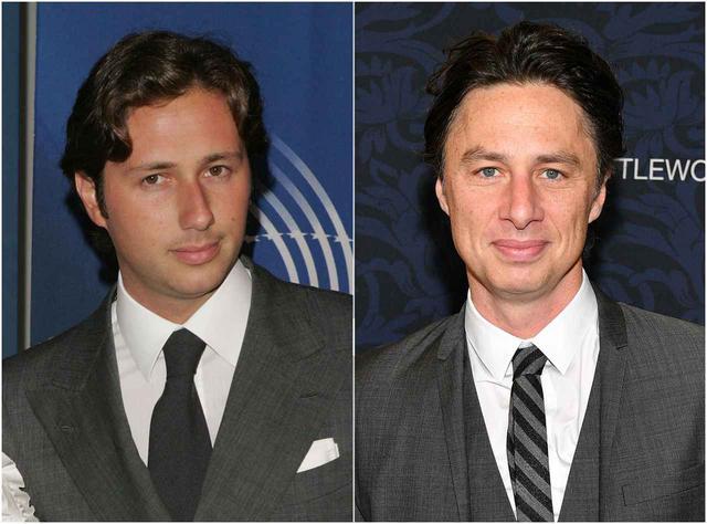 画像: ラファエロ・フォリエリ(左)とザック・ブラフ(右)。