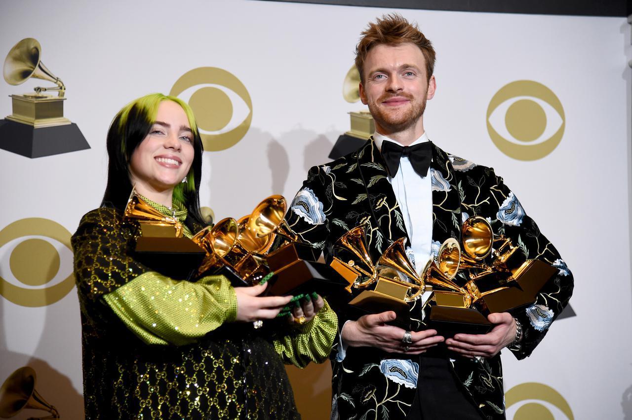 画像: ビリー・アイリッシュがグラミー賞を振り返る