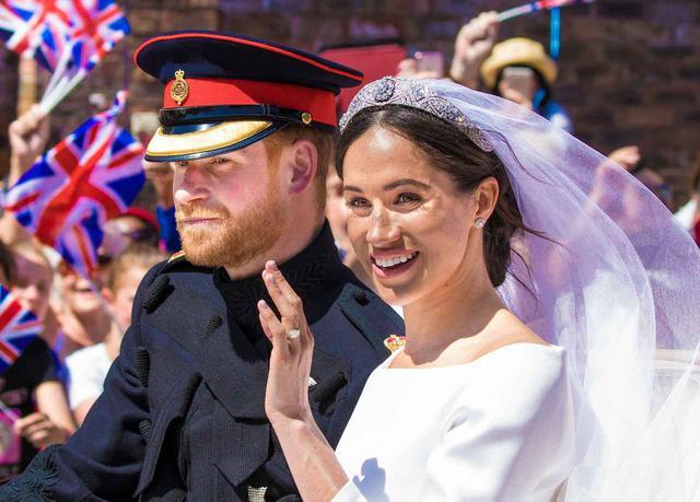 画像: ヘンリー王子がメーガン妃の父に送ったメールの内容とは?
