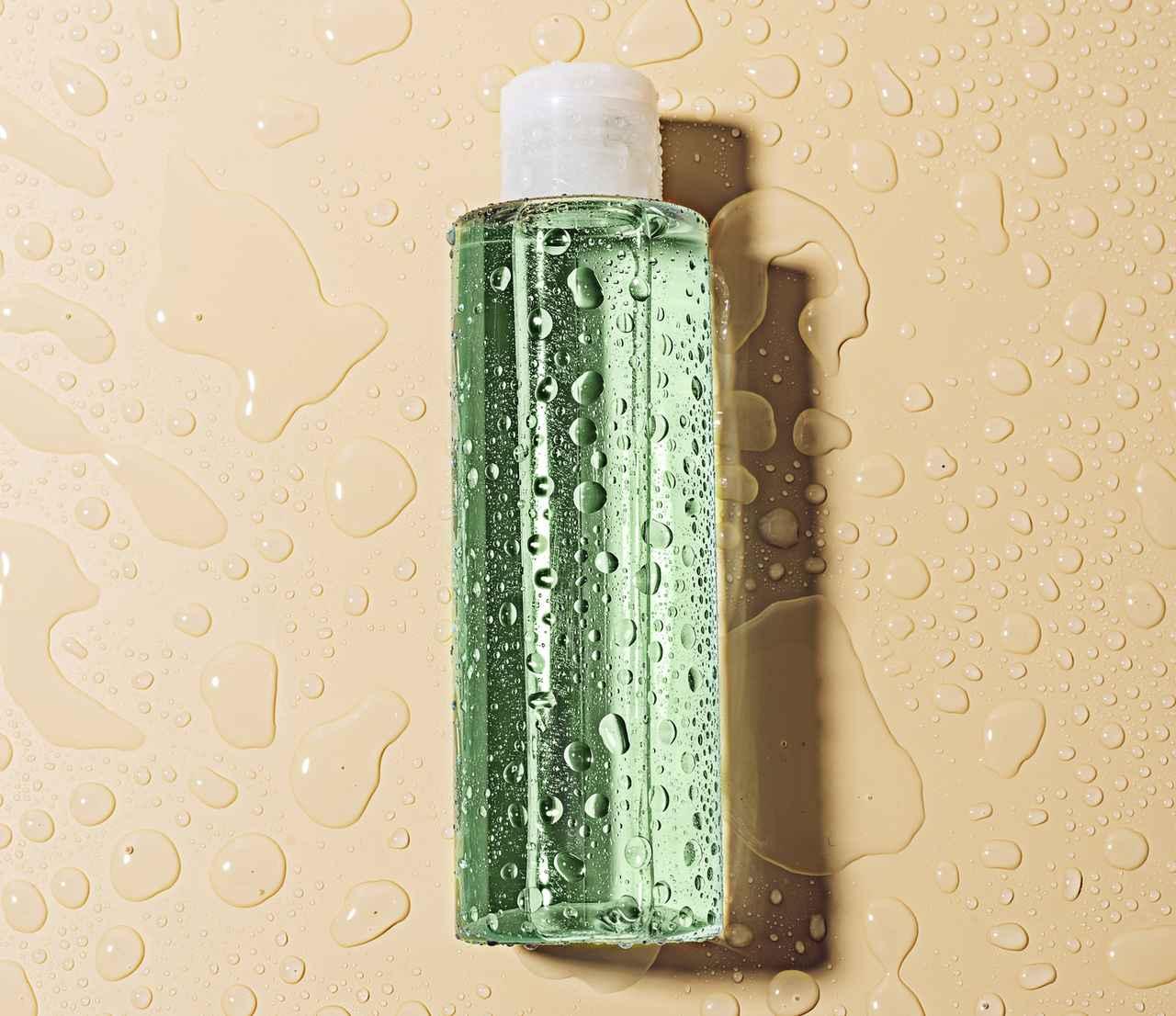 画像: 人気の「収れん化粧水」とは?