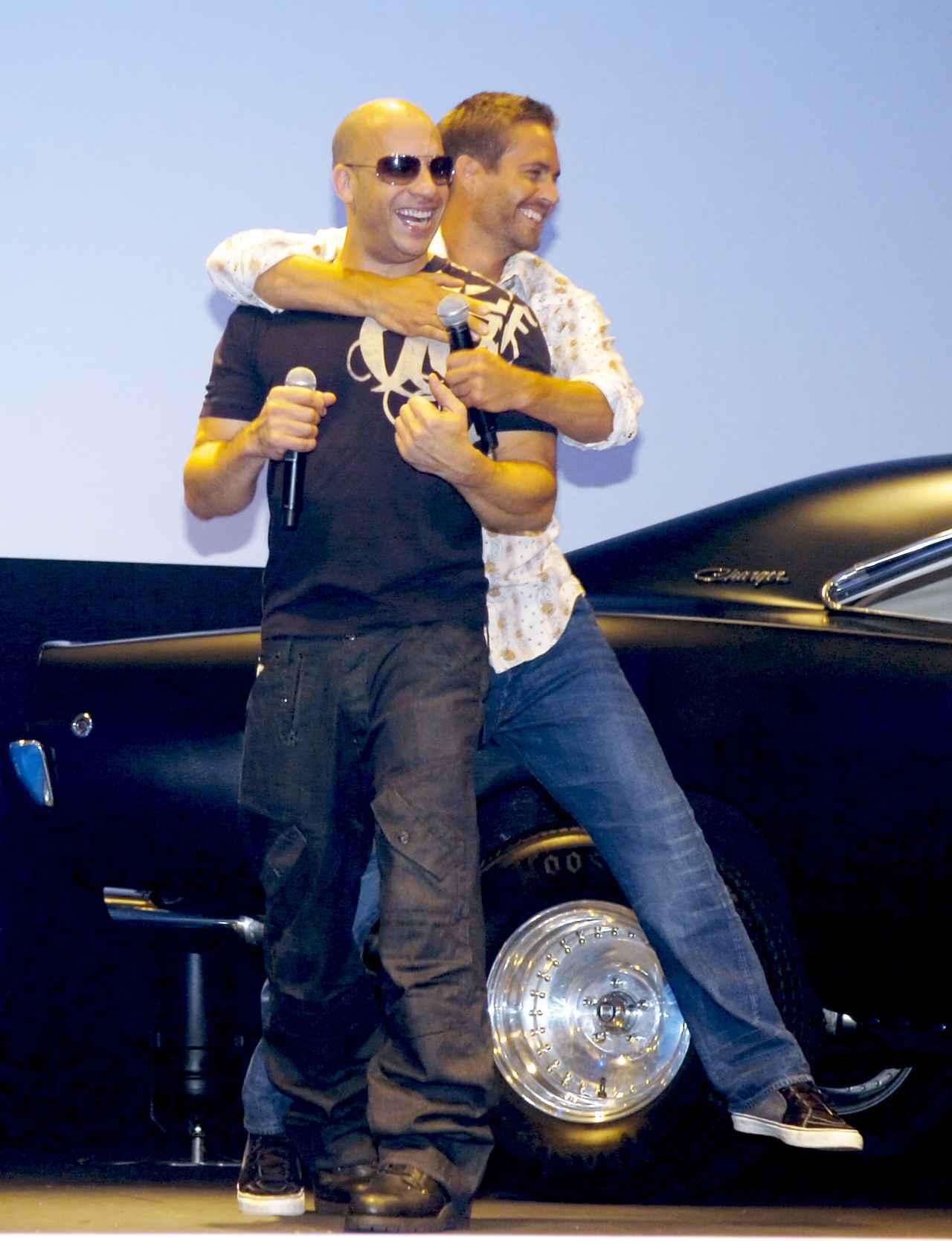 画像2: ドムとブライアンの「ラスト・ドライブ」
