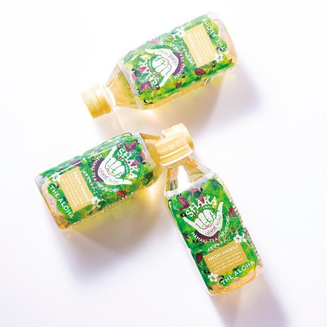 画像: ママキ茶100%が味わえる、日本初のPETボトルティー「SHAKA TEA ママキティー」