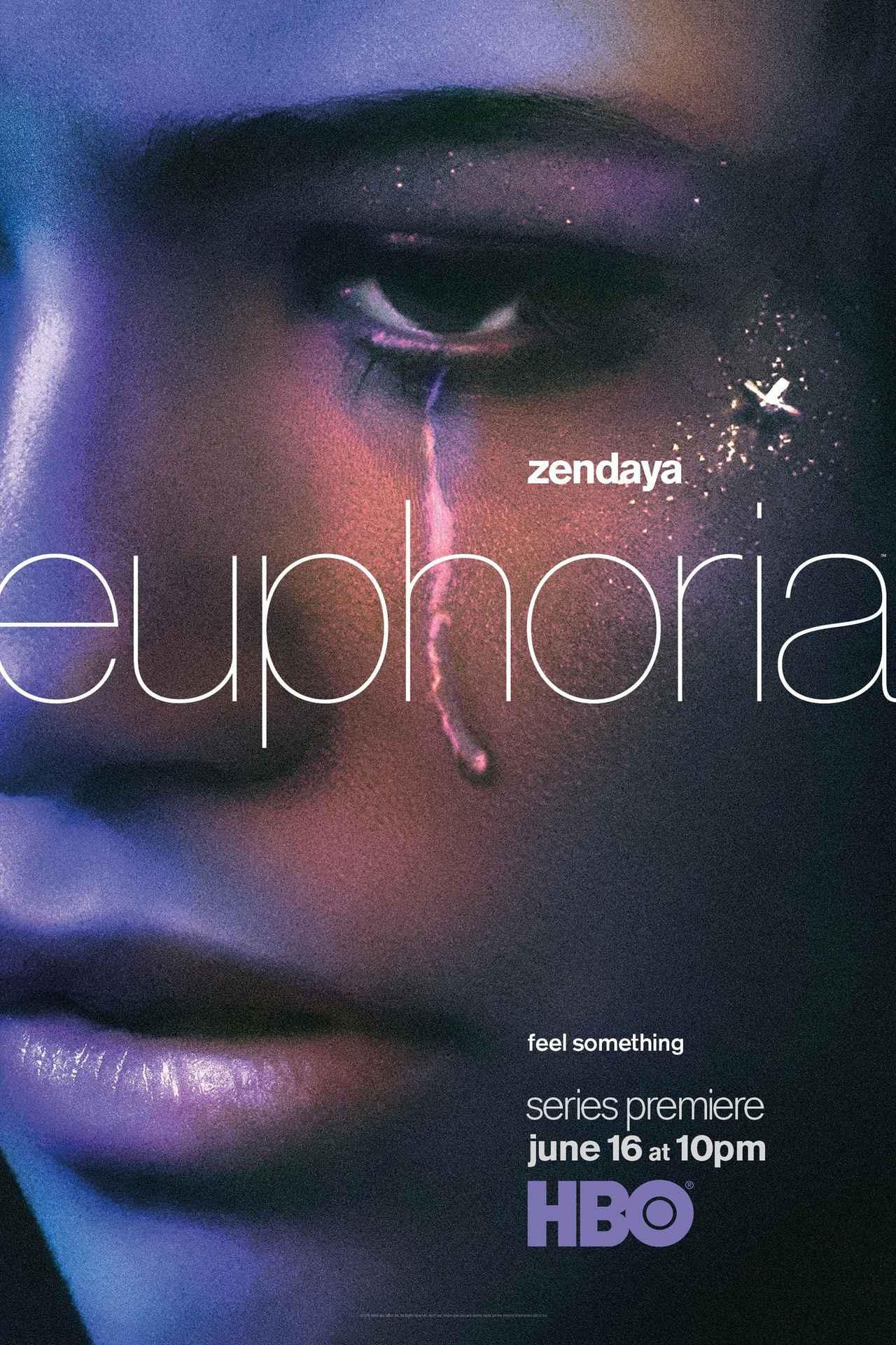 画像: ドラマ『ユーフォリア/EUPHORIA』より ©︎HOME BOX OFFICE (HBO) / Album/Newscom