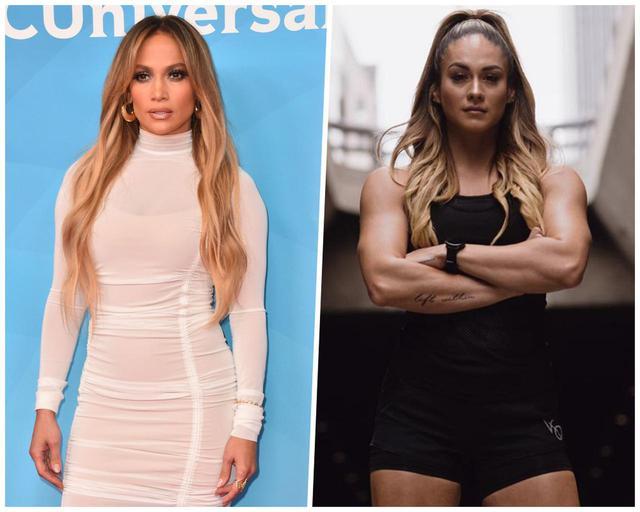 画像: J.Loのそっくりさんのクオリティが高すぎる