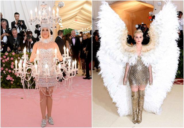 画像: 左:2018年、右:2019年の装い。