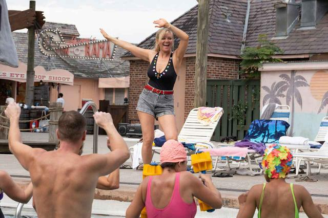 画像3: 低収入・貯金ゼロ「負け女」に捧げる女性のサバイバルドラマ『ビカミング・ア・ゴッド』