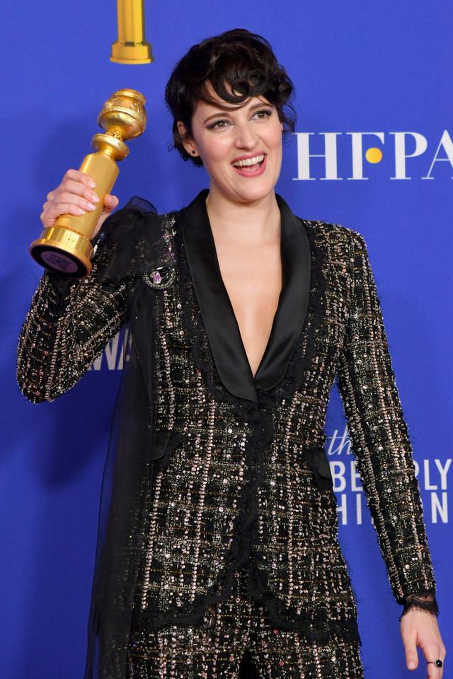 画像: フィービー・ウォーラー・ブリッジ。女優としても英国アカデミー賞2回、プライムタイム・エミー賞3回、ゴールデングローブ賞2回を受賞した実力派。