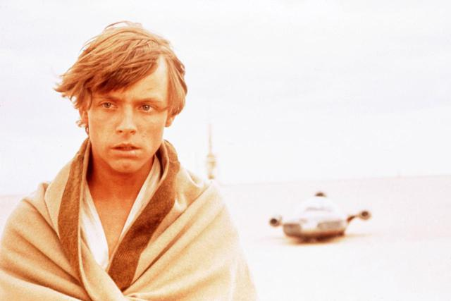 画像: 若かりし頃のマーク。